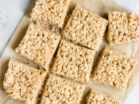"How to make ""Rice Krispies Treats"" without controversial ingredients like BHT and corn syrup"