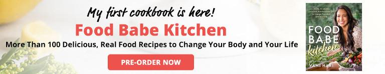 Food Babe Kitchen - Book