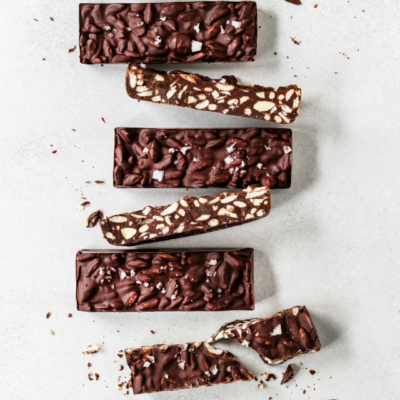 8-Minute Organic Candy Bars from Food Babe Kitchen